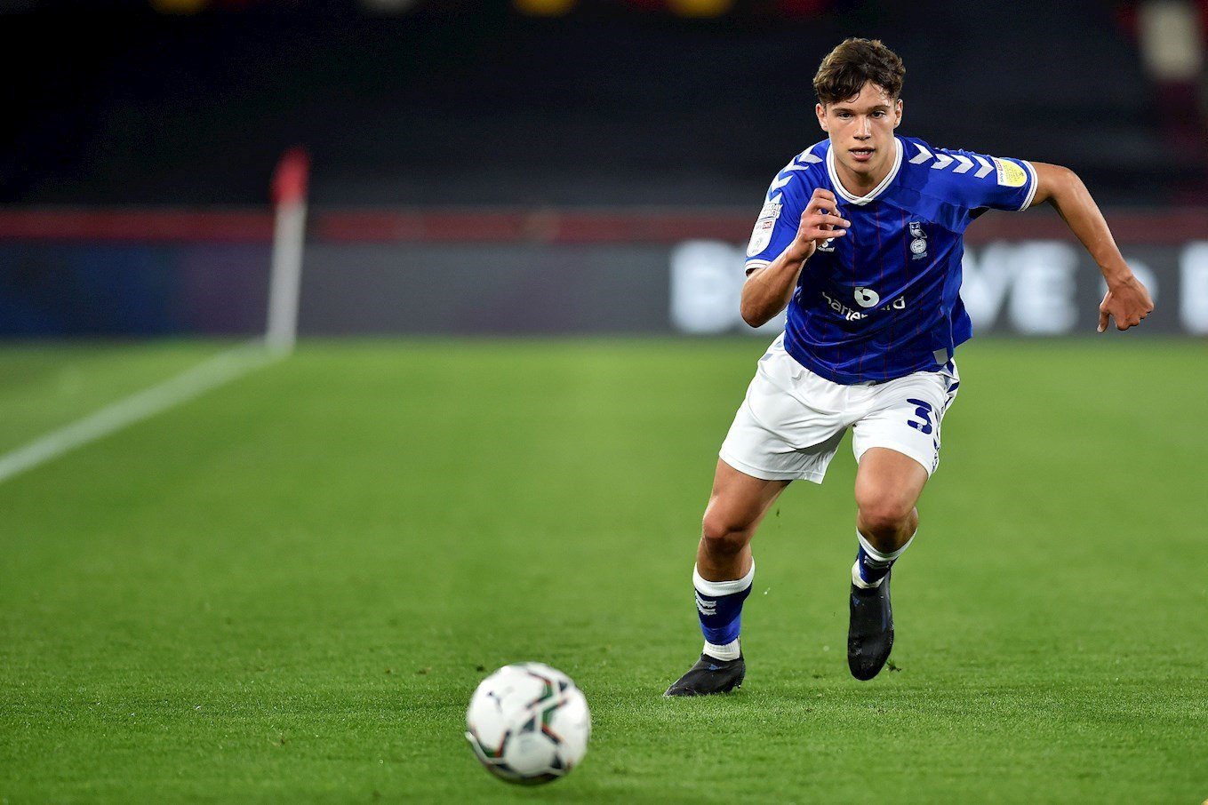 Young Latics Defender Couto Secures Pro Contract