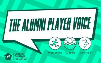 Alumni Player Voice Forum Scheduled For November